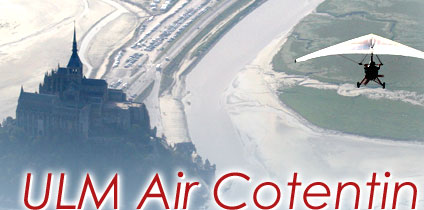 Logo du site ULM Air Cotentin